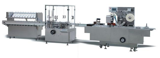 DZBT-80H Acial MaskAutomatic Counting, Cartoning,Overwrapping Packing Production Line