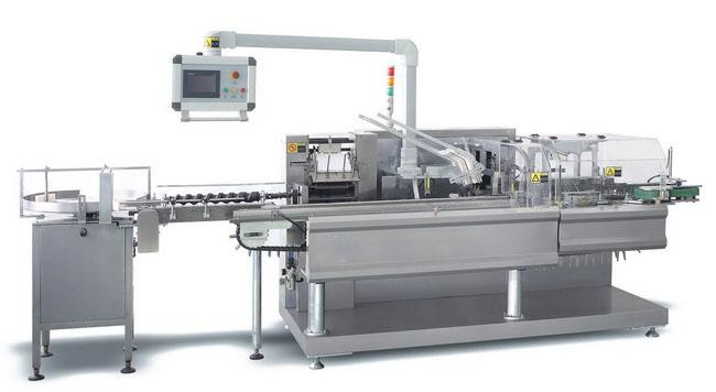 DZH-120P Automatic Bottle Cartoning Machine