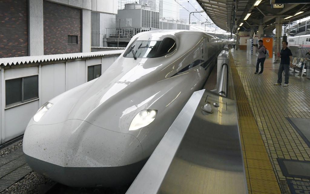 新幹線次期車両「N700S」東京五輪前に投入 JR東海
