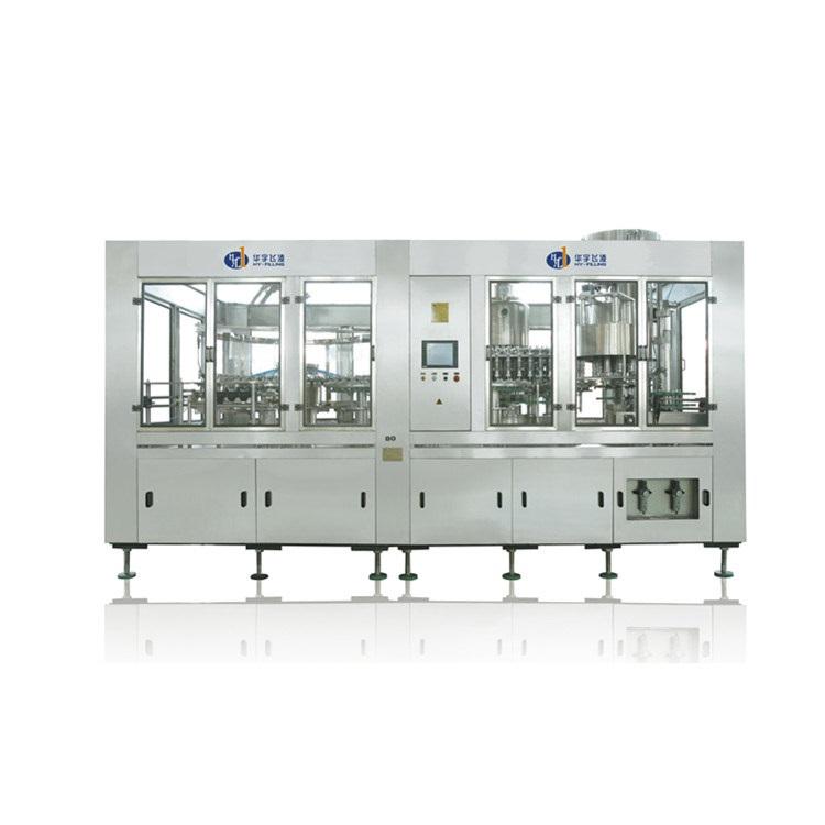 Zhangjiagang Twelve Wei Machinery Co., Ltd. High Speed Glass Bottle Beer Filling