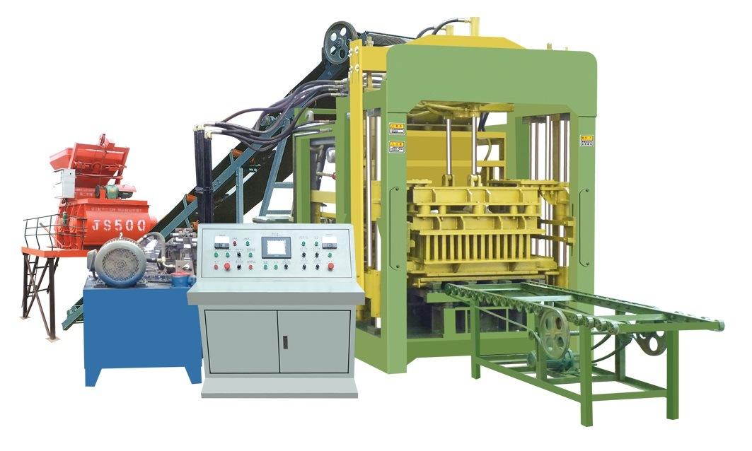 Electric Automatic Brick Production Line