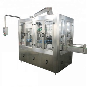 Automatic-glass-bottle-beer-beverage-packaging-machine