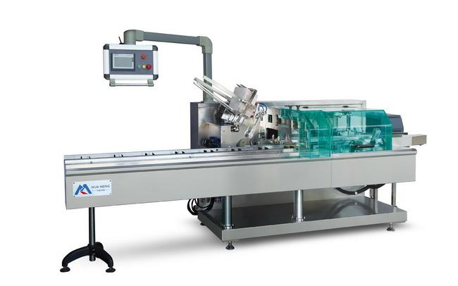 DZH-120C Series Automatic Cartoning Machine For Big Size Carton