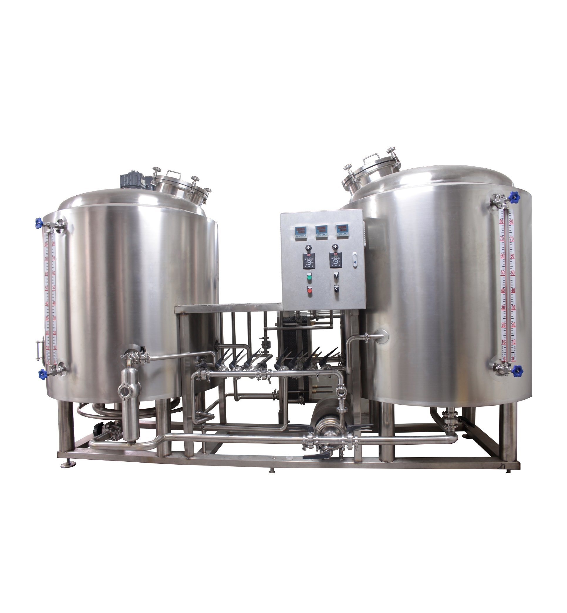 Craft Beer Brewing Equipment 200L - 1000L Commercial Industrial Brew House