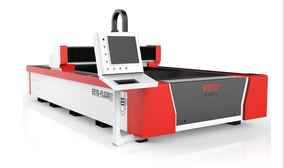 700W CNC Fiber Laser Equipment for Metallic Materials (FLS3015-700W)