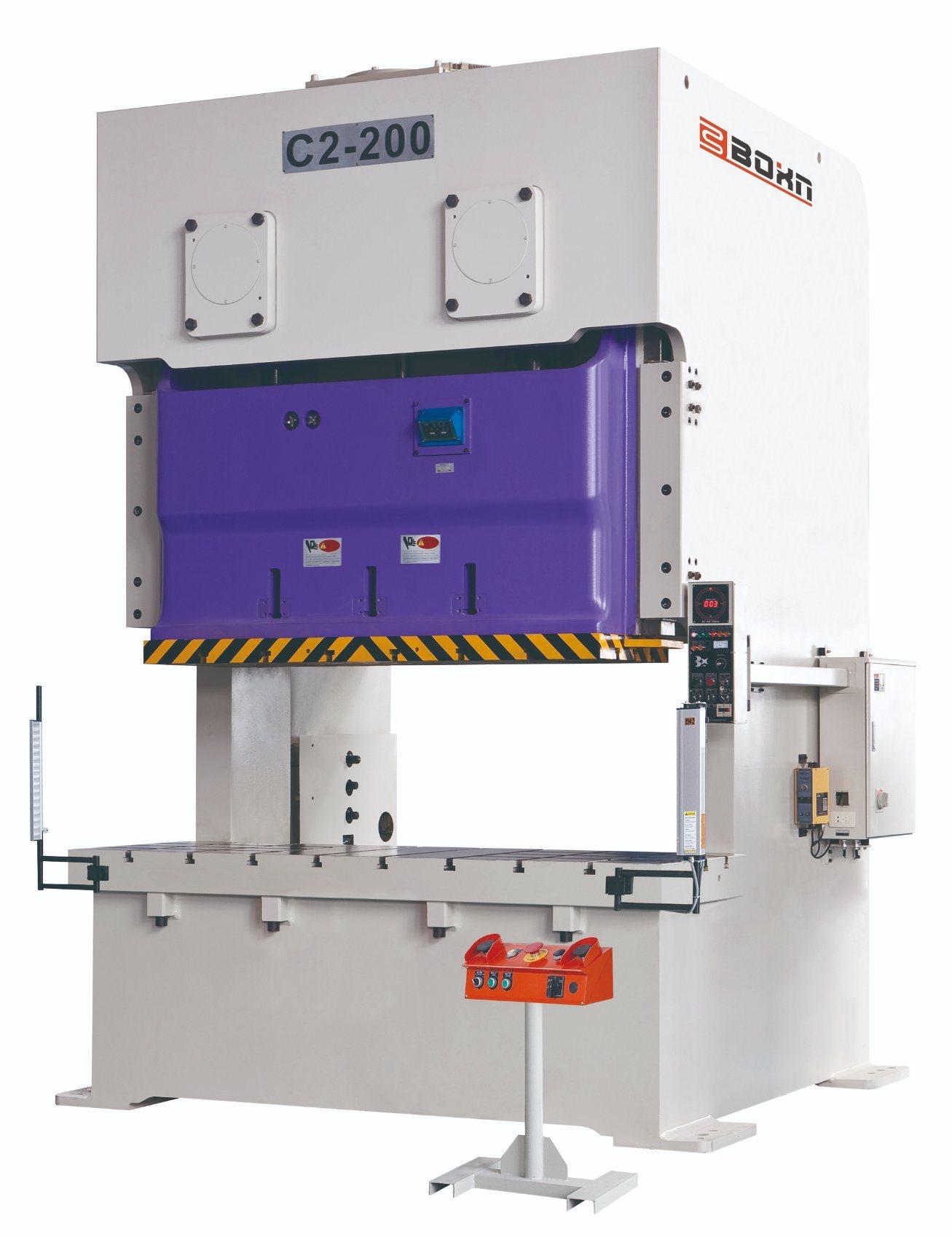 Metal Forming Press Punching Stamping Power Press Punch Equipment